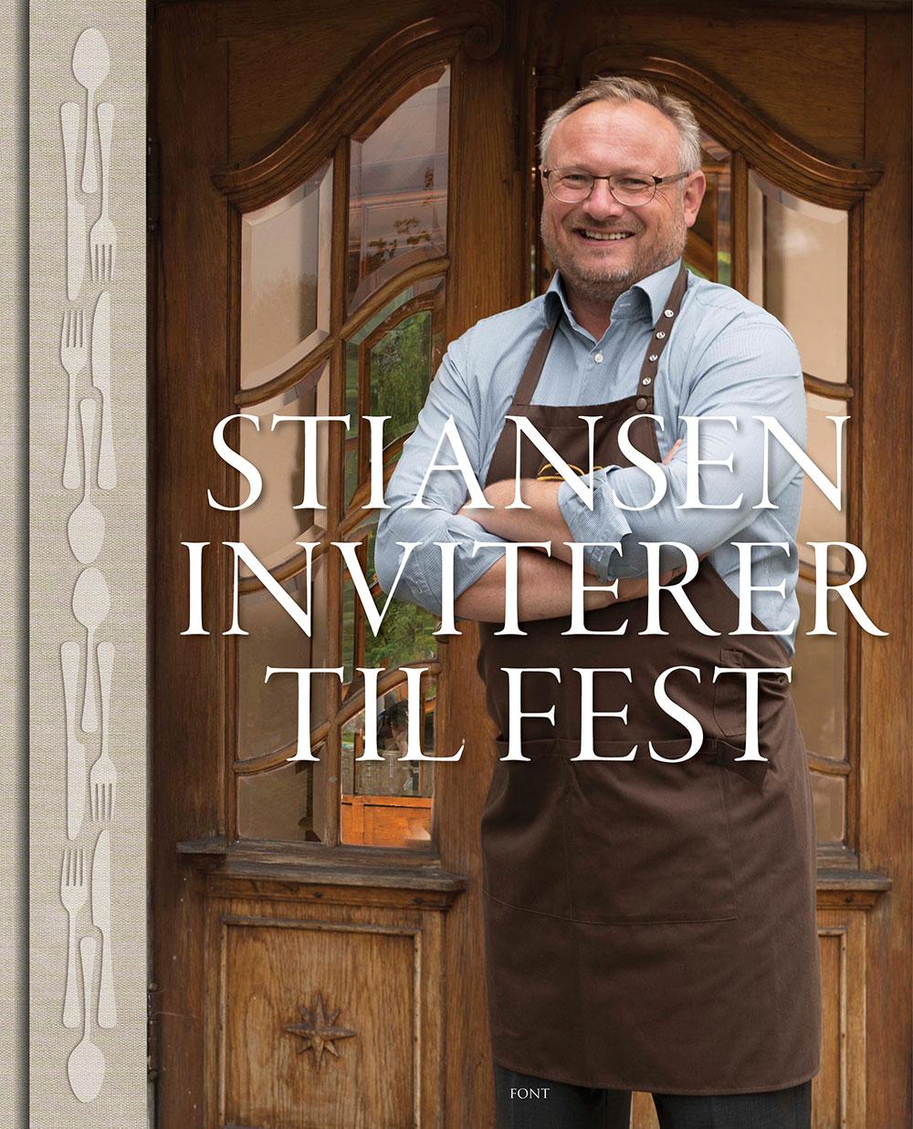 Stiansen Inviterer Til Fest Av Annette Og Bent Stiansen